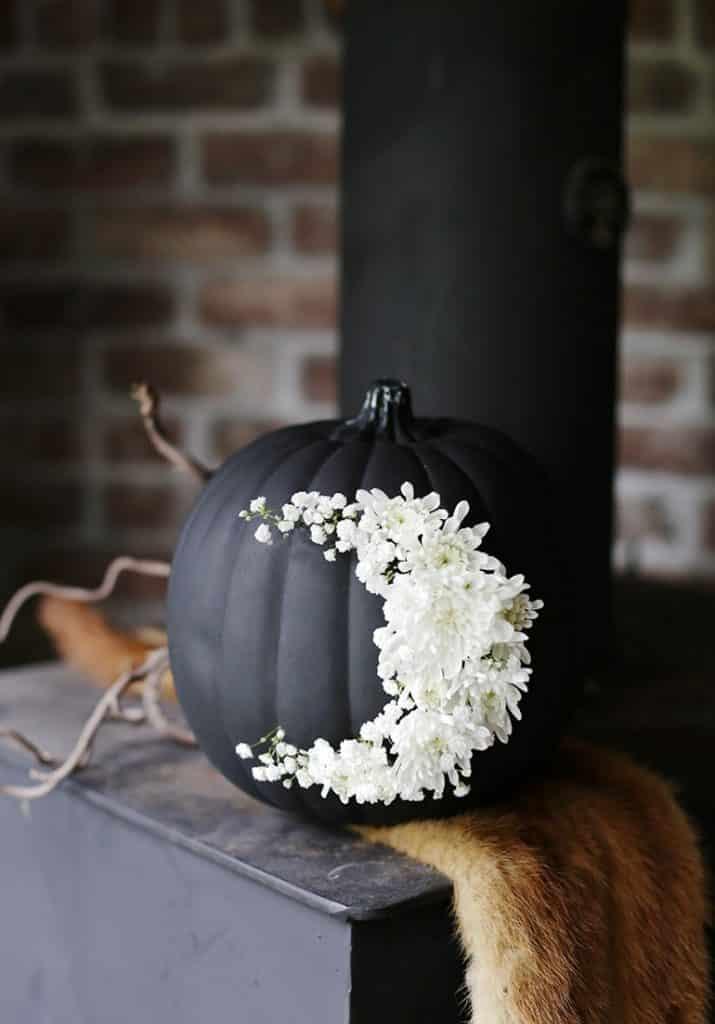 ukrasne bundeve s cvijećem