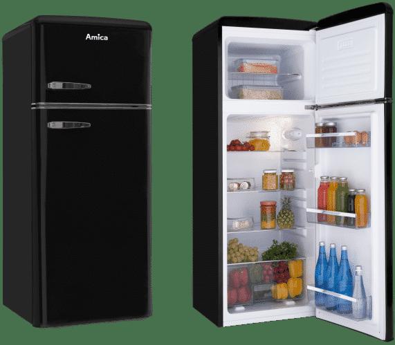 Amica retro kućanski aparati - hladnjak