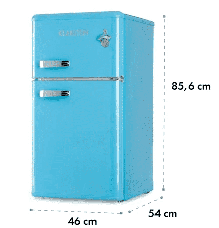 Klarstein retro mali hladnjak