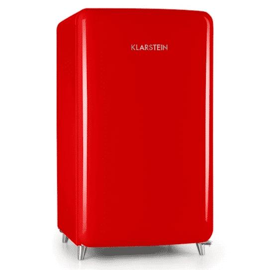 Klarstein retro retro kućanski aparati - mini hladnjak